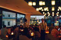 Salle de Restaurant de nuit