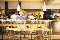 Hôtel La Co(o)rniche Bar intérieur