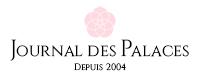 Logo Journal des Palaces 2018