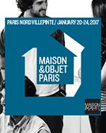 Maison et Objet janvier 2017