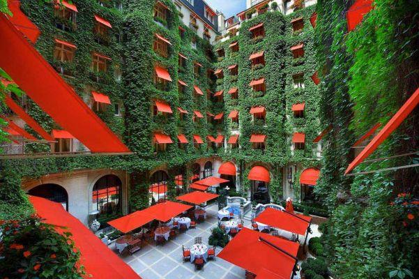 Hôtel Plaza Athénée Paris recrute !