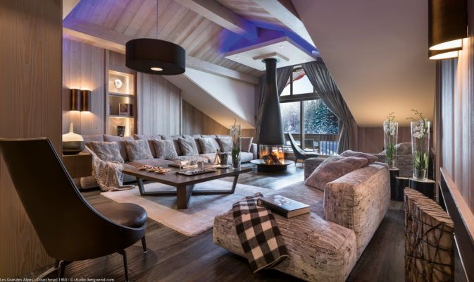 Les Grandes Alpes Private & Spa
