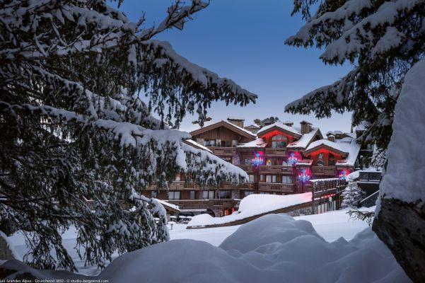 Les Grandes Alpes Private & Spa