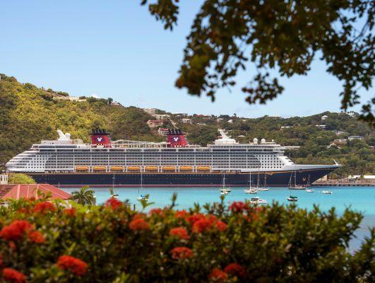 Disney Cruise Line recruits