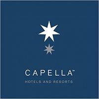 logo capella resorts 2016
