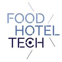 logo food hotel tech new
