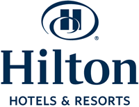 logo hilton resorts rd