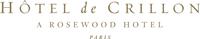 logo hotel de crillon 2017