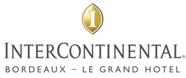 logo intercontinental grand hotel bordeaux 2015
