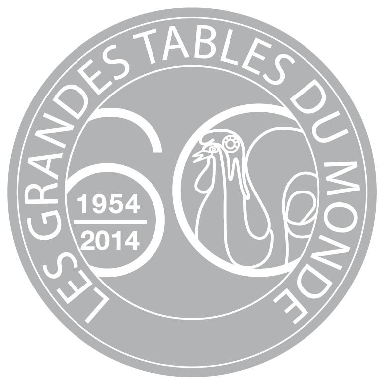 Logo les grandes tables du monde - Les grandes tables du monde ...