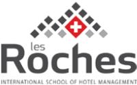 logo les roches international school hotel management 2016