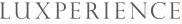 logo luxperience 2016