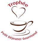 logo trophee  petit dejeuner gourmand 2017