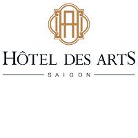 Kết quả hình ảnh cho hotel des art saigon, logo