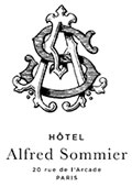 Hôtel Alfred Sommier Paris France
