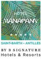 Hôtel Manapany Gustavia Saint-Barthélemy