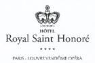 Hôtel Royal Saint Honoré
