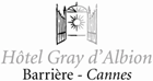 H�tel Gray d'Albion CANNES France