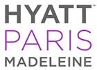 Hyatt Paris Madeleine Champillon France