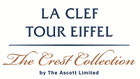 La Clef Tour Eiffel Paris - The Crest Collection Versailles France