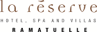 La R�serve Ramatuelle Hotel Spa & Villas Verbier Suisse