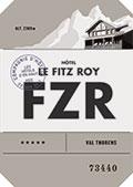 Le Fitz Roy Saint-Martin-de-Belleville France