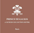 Hotel Prince de Galles Paris France