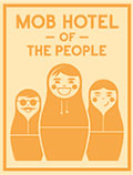 Mob Hotel Paris Saint Ouen France