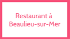 Restaurant � Beaulieu PARIS France