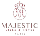 Villa & H�tel MAJESTIC PARIS France