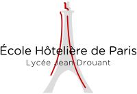 Lycée des métiers de l'hôtellerie Jean Drouant Ecole Hôtelière de Paris