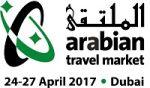 logo arabian travel market 2018