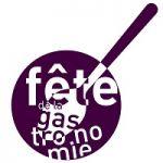 logo fete de la gastronomie 2018