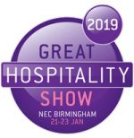 logo great hospitality show 2019