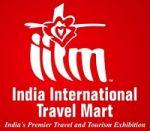 logo india international travel mart 2018