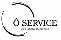 Logo O service des talents de demain
