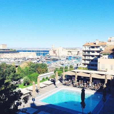 quelques liens utiles With hotel marseille vieux port avec piscine